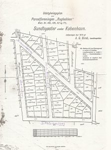 Parcelforeningen Rugbakken anno 1918